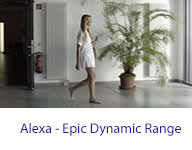 Alexa-Epic-F65 Dynamic exposure