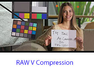 RAW V Compressed F55 Alexa